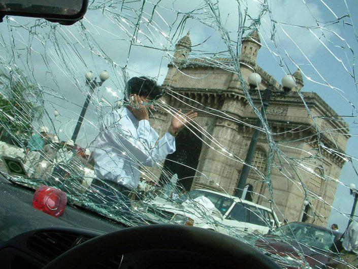 Blast in Mumbai