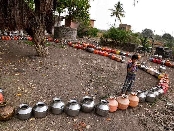 Drought at Marathwada